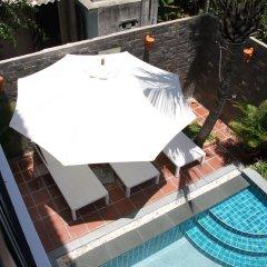 Отель Rural Scene Villa балкон