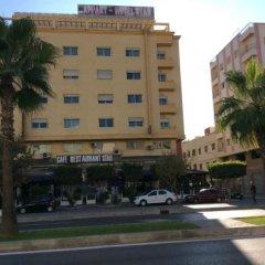 Отель Appart Hôtel Star Марокко, Танжер - отзывы, цены и фото номеров - забронировать отель Appart Hôtel Star онлайн вид на фасад