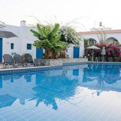 Отель Kirki Village бассейн фото 3
