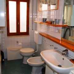 Отель Appartamento Profumo di Mare Костарайнера ванная