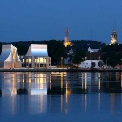 Отель First Hotel Aalborg Дания, Алборг - отзывы, цены и фото номеров - забронировать отель First Hotel Aalborg онлайн приотельная территория фото 2