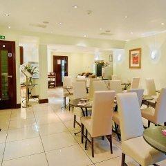 Отель Shaftesbury Hyde Park International Лондон питание