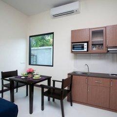 Отель Anchan Private Pool Villas в номере