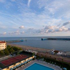 Отель Radisson Blu Resort & Congress Centre, Сочи пляж