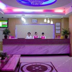 Отель Guangzhou Yuting Hotel Китай, Гуанчжоу - отзывы, цены и фото номеров - забронировать отель Guangzhou Yuting Hotel онлайн интерьер отеля фото 3