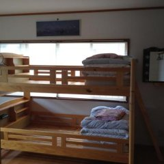 Beppu Yukemuri-no-oka Youth Hostel Беппу удобства в номере фото 2