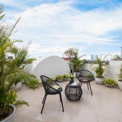 Отель Sunline Paon Hotel Вьетнам, Ханой - отзывы, цены и фото номеров - забронировать отель Sunline Paon Hotel онлайн бассейн фото 2