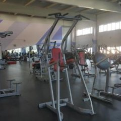 Гостиница Ryan Johnson фитнесс-зал фото 4