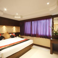 Rayaburi Hotel Patong 4* Стандартный номер фото 2