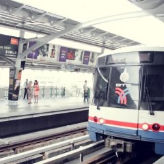 Отель Legacy Suites Sukhumvit by Compass Hospitality Таиланд, Бангкок - 2 отзыва об отеле, цены и фото номеров - забронировать отель Legacy Suites Sukhumvit by Compass Hospitality онлайн городской автобус