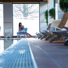 Hallmark Hotel Glasgow бассейн