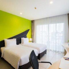 Отель Blue Boat Design Hotel Таиланд, Паттайя - отзывы, цены и фото номеров - забронировать отель Blue Boat Design Hotel онлайн комната для гостей фото 4