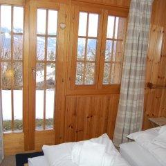 Отель Chalet Les Muguets Нендаз комната для гостей фото 4