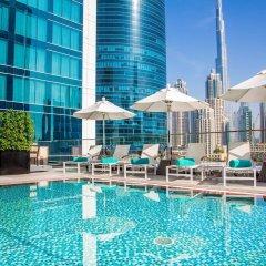 Steigenberger Hotel Business Bay, Dubai бассейн