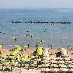 Hotel Caesar пляж