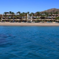 Отель Hilton Taba Resort & Nelson Village пляж фото 2