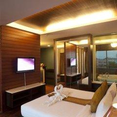 Отель Suvarnabhumi Suite Бангкок фото 10