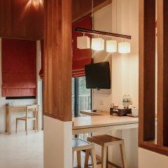 Отель The Mangrove Panwa Phuket Resort удобства в номере