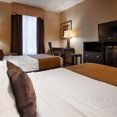 Отель Best Western Dunkirk & Fredonia Inn США, Дюнкерк - отзывы, цены и фото номеров - забронировать отель Best Western Dunkirk & Fredonia Inn онлайн комната для гостей фото 4