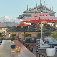 Отель Albergo Cesàri Италия, Рим - 2 отзыва об отеле, цены и фото номеров - забронировать отель Albergo Cesàri онлайн питание фото 3