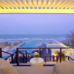 Отель The Rock Hua Hin Boutique Beach Resort пляж фото 2