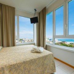 Отель Cristallo Италия, Риччоне - отзывы, цены и фото номеров - забронировать отель Cristallo онлайн комната для гостей фото 5