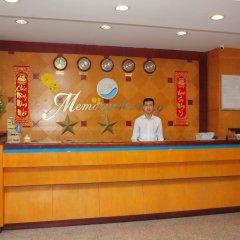 Отель Memory Hotel Nha Trang Вьетнам, Нячанг - отзывы, цены и фото номеров - забронировать отель Memory Hotel Nha Trang онлайн интерьер отеля фото 2