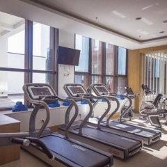 Гостиница Пекин фитнесс-зал фото 4