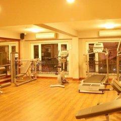 Отель Palace De Thien Thai Executive Residences - Tho Nhuom фитнесс-зал