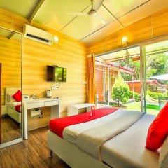 Отель OYO 14197 Curlies Zulu Land Cottages Гоа комната для гостей фото 4