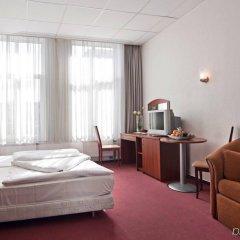 Отель Novum Hotel Hamburg Stadtzentrum Германия, Гамбург - 6 отзывов об отеле, цены и фото номеров - забронировать отель Novum Hotel Hamburg Stadtzentrum онлайн комната для гостей фото 5