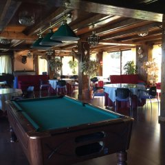 Hotel El Guerra гостиничный бар