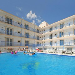 Apart-Hotel del Mar - Adults Only бассейн