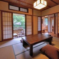Отель Yamabiko Ryokan Минамиогуни комната для гостей