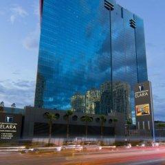 Отель Elara by Hilton Grand Vacations - Center Strip США, Лас-Вегас - 8 отзывов об отеле, цены и фото номеров - забронировать отель Elara by Hilton Grand Vacations - Center Strip онлайн вид на фасад фото 2