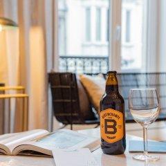 Отель Sweet Inn Apartments - Petit Sablon Бельгия, Брюссель - отзывы, цены и фото номеров - забронировать отель Sweet Inn Apartments - Petit Sablon онлайн балкон