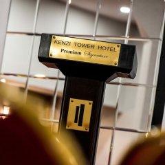 Отель Kenzi Tower фитнесс-зал фото 2