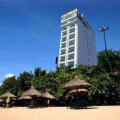 Отель iHome Nha Trang Вьетнам, Нячанг - 1 отзыв об отеле, цены и фото номеров - забронировать отель iHome Nha Trang онлайн пляж фото 2
