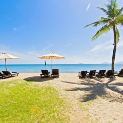 Отель Hoi An Beach Resort Вьетнам, Хойан - 1 отзыв об отеле, цены и фото номеров - забронировать отель Hoi An Beach Resort онлайн пляж