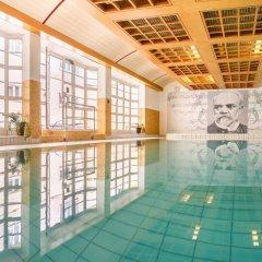 Отель Dvorak Spa & Wellness Карловы Вары бассейн фото 3
