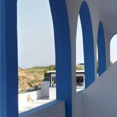 Отель Villa Valvis Греция, Остров Санторини - отзывы, цены и фото номеров - забронировать отель Villa Valvis онлайн балкон