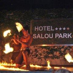 Отель 4R Salou Park Resort I спортивное сооружение