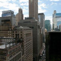 Отель Grand Hyatt New York США, Нью-Йорк - 1 отзыв об отеле, цены и фото номеров - забронировать отель Grand Hyatt New York онлайн балкон