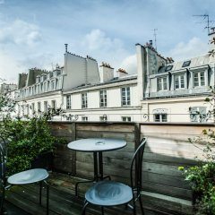 Hotel Les Théâtres балкон фото 2
