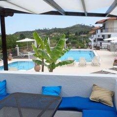 Отель Ampelia Hotel Греция, Ханиотис - отзывы, цены и фото номеров - забронировать отель Ampelia Hotel онлайн балкон
