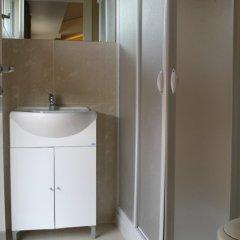 Отель Plus Florence Италия, Флоренция - 14 отзывов об отеле, цены и фото номеров - забронировать отель Plus Florence онлайн ванная