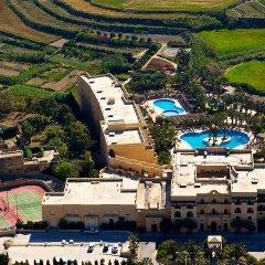 Kempinski Hotel San Lawrenz пляж