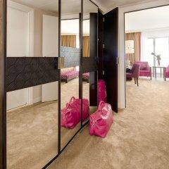 Отель Hyatt Regency Nice Palais De La Mediterranee Ницца сауна
