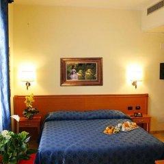 Hotel Giotto Падуя комната для гостей фото 3