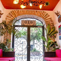 Отель Posada De Roger Пуэрто-Вальярта интерьер отеля фото 3